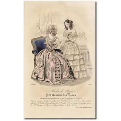 Petit courrier des dames 1842 1838