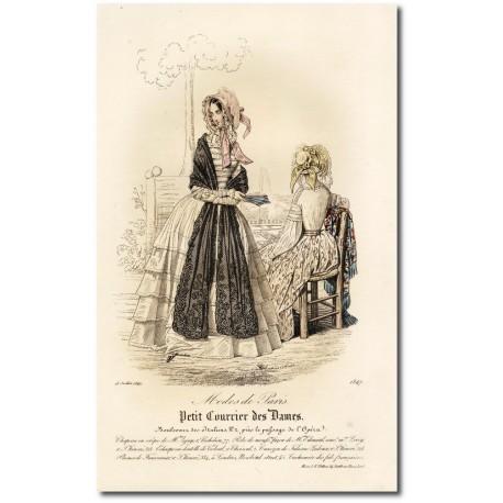 Petit courrier des dames 1842 1847