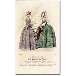 Petit courrier des dames 1842 1853