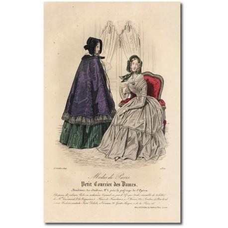 Petit courrier des dames 1842 1871