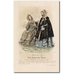 Petit courrier des dames 1842 1873