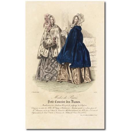 Petit courrier des dames 1842 1878