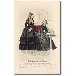 Petit courrier des dames 1843 1892