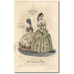 Petit courrier des dames 1843 1896