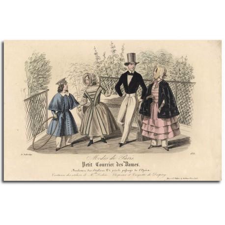 Petit courrier des dames 1842 1851