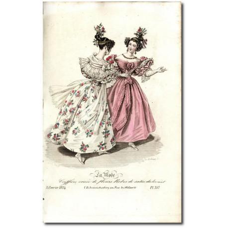 La Mode 1834 357
