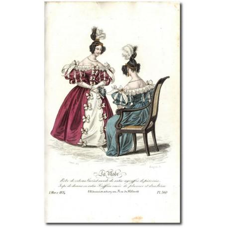 La Mode 1834 360