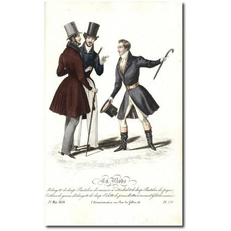 La Mode 1834 376