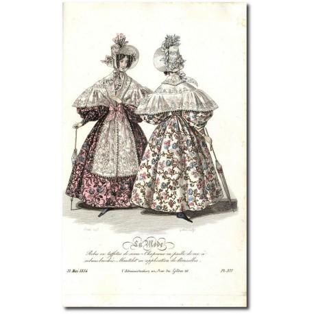 La Mode 1834 377