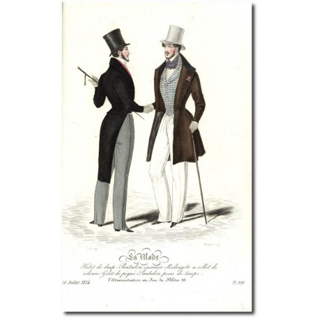 La Mode 1834 388