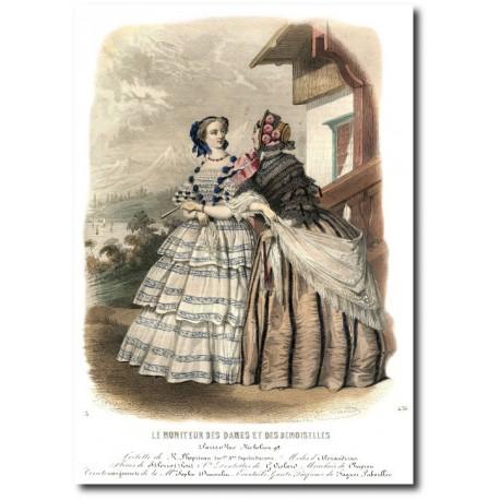 Le moniteur des dames et des demoiselles 1855 430