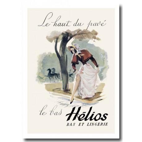 Publicité Bas Hélios 1946 01