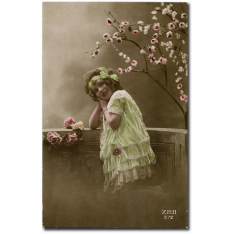 Postcard 1900 12