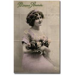 Carte postale-bonne-annee-1914-41