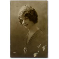 Carte postale-yvonne-marcelle-1918-44