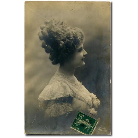 Carte postale 1900 51
