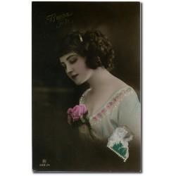 Carte postale 1900 61
