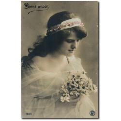 Carte postale 1900 64