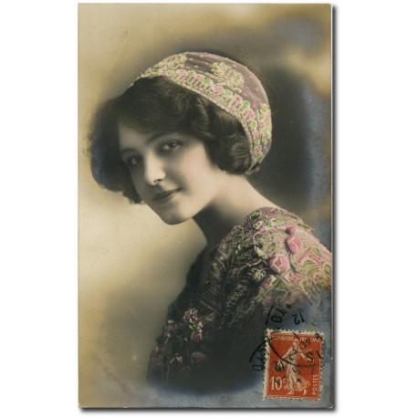 Carte postale 1900 71
