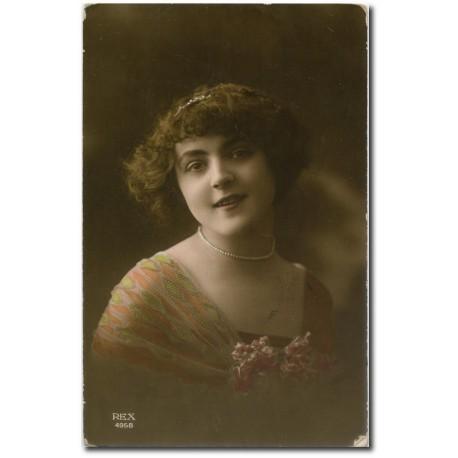 Carte postale 1900 73