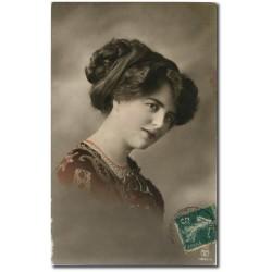 Carte postale 1900 74