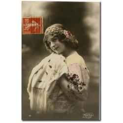 Carte postale 1900 93