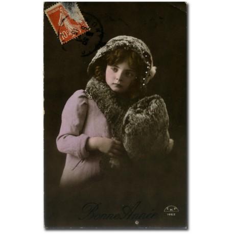 Carte postale 1900 134