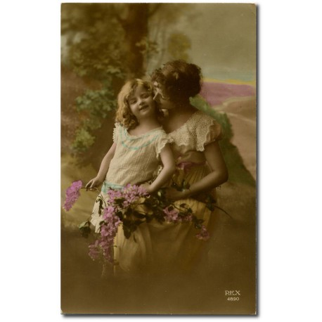 Carte postale 1900 162