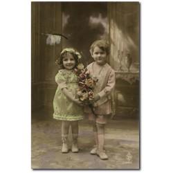 Carte postale 1900 163