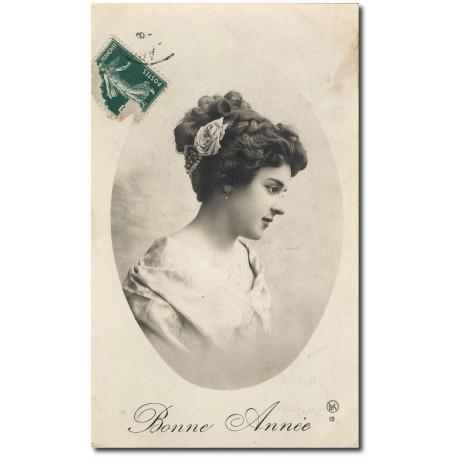 Carte postale 1900 201