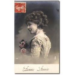 Carte postale 1900 202