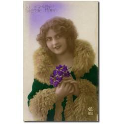 Carte postale 1900 212