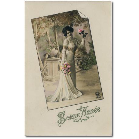 Carte postale 1900 234