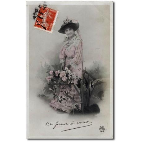 Carte postale 1900 282