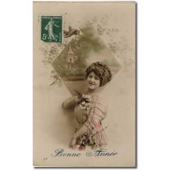 Carte postale 1900 291