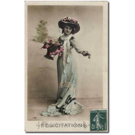 Carte postale 1900 294
