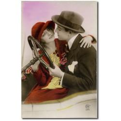 Carte postale 1900 303