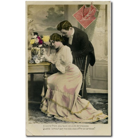 Postcard 1900 322