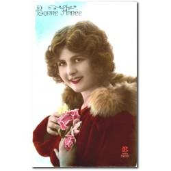 Carte postale 1900 331