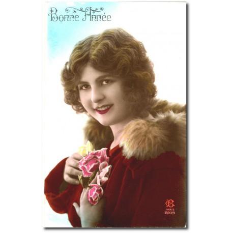 Postcard 1900 325