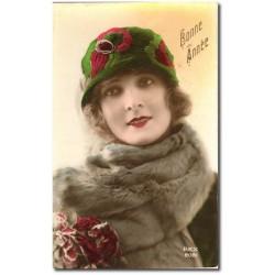 Carte postale 1900 333