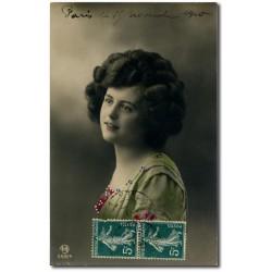 Carte postale 1900 351