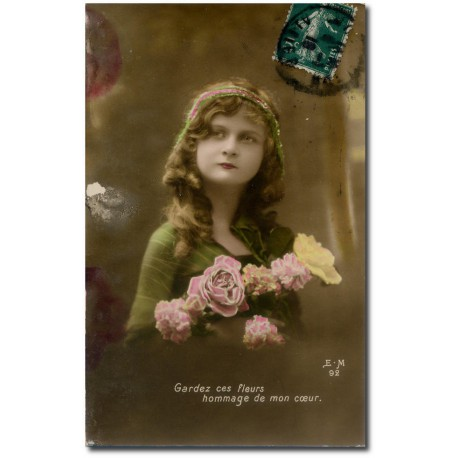 Carte postale 1900 353