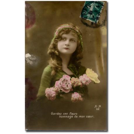 Postcard 1900 353