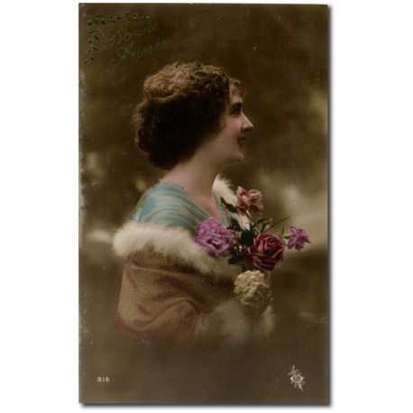 Carte postale 1900 354