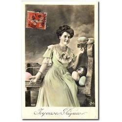Carte postale 1900 362
