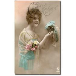 Postcard 1900 381