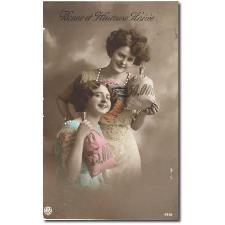 Carte postale 1900 382