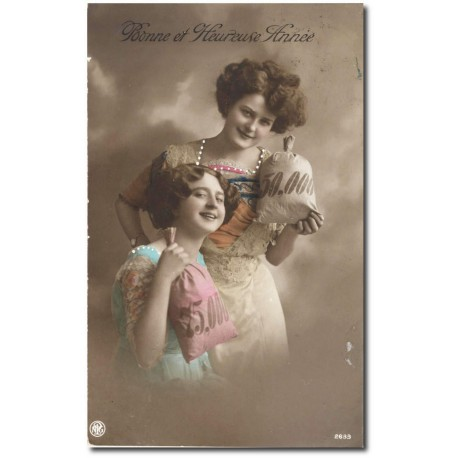 Postcard 1900 382