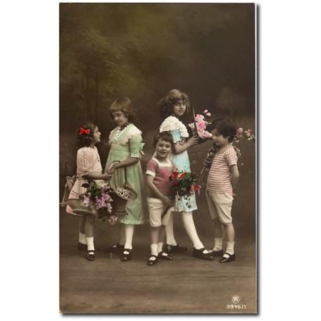 Carte postale 1900 384